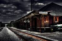 Haunted Train Station...