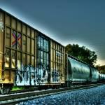 """""""Train Yard..."""" by skullbone76"""