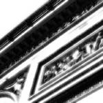 """""""Memories of Paris  4312 Black and White Edition"""" by BarbaraLin"""
