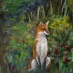 """Red Fox"" by FTMcKinstry"