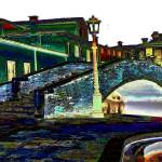 """Venice ISA 8"" by Venicefinearts"