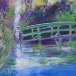 """Girl on Bridge"" by artypam"