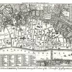 """1772 London map"" by victorianarchive"