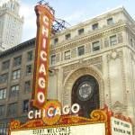 """Chicago Theater"" by ZPPhoto"