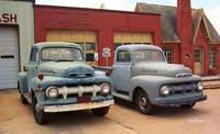 Route 66 Classic Cars