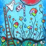 """The Little Gardener"" by juliryan"