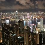 """Hong Kong Skyline"" by aganarmon"