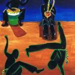 """""""Capoeira"""" by ChristinaO"""