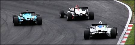 Formula 3 Euro Series at Brands Hatch 2010