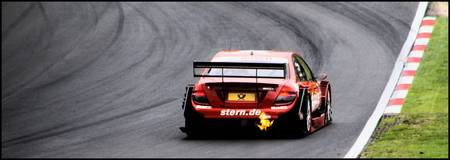 Franky Cheng - Flames - Stern AMG Mercedes - DTM B