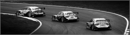 Audi A4 DTM Trio - Brands Hatch 2010