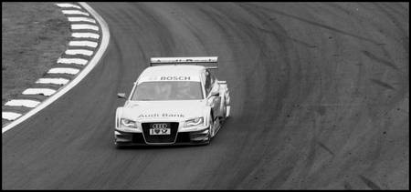 Miguel Molina - Audi Bank A4 DTM - Brands Hatch 20