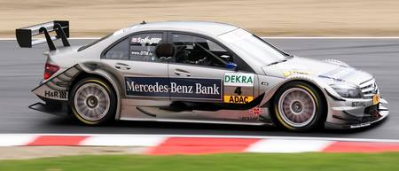 DTM - Bruno Spengler - Mercedes Benz Bank - Brands