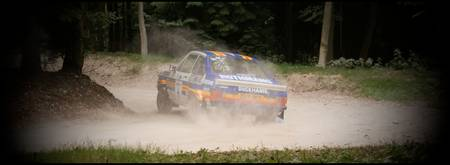 Ford Escort Goodwood Rally Stage