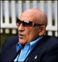 Stirling Moss at Goodwood 2010