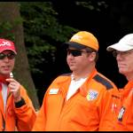 """Marshals at the Goodwood Festival of Speed"" by oliverpohlmann"