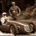 """Vintage Racer at Goodwood Festival of Speed"" by oliverpohlmann"