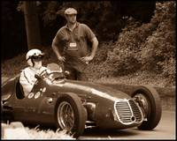 Vintage Racer at Goodwood Festival of Speed