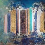 """Disintegrating Columns"" by nexus7"