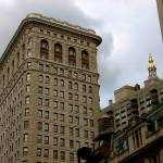 """""""Behind the Flatiron Building"""" by robvena"""