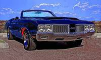 1970 Oldsmobile 442 Cutlass