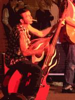 Rockabilly Bass Player