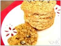 Oatmeal Raisin- 1 Bite