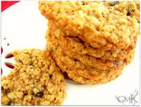 Just a Bite- Oatmeal Raisin