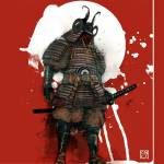 """Samurai Japan 2011 RED"" by carlosnct"