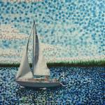 """Sailing with Olivia"" by alanhogan"