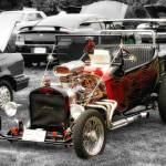 """1923 ford coupe"" by kjb"