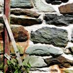 """Rock Wall in Canada Study 2010a"" by Bidonmine"