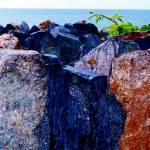 """""""granite by the ocean"""" by Bidonmine"""