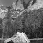 """Half Dome Yosemite, CA"" by SteveNakatani"