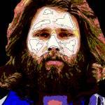"""""""Jim Morrison 36"""" by TheSilverFox"""