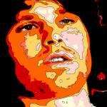 """""""Jim Morrison 29"""" by TheSilverFox"""