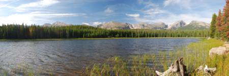 Bierstadt Lake August 2009