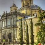 """""""Basilica de San Francisco el Grande"""" by claudiophoto"""