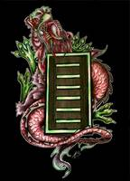 I Ching Dragon