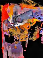 Abstract Expressionist Landscape 1
