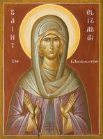 St Elizabeth the Wonderworker