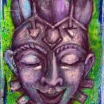 """Mask"" by motleymonkey"
