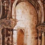 """Interior Grand Mosque"" by rlhpainter"