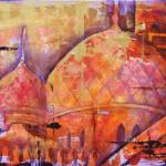 """Jumeriah Mosque"" by rlhpainter"