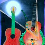 """""""Sacred light of our tune"""" by frankcraven"""