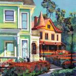 """Village Walk Old Town San Diego"" by BeaconArtWorksCorporation"