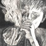 """""""Hookah Heart"""" by kylelincoln"""