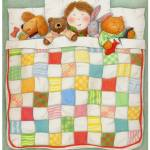 """Cozy Quilt"" by PaulaPertile"
