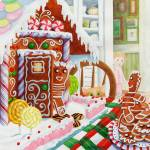 """""""Gingerbread Surprise"""" by PaulaPertile"""