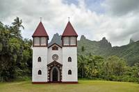 Church On Moorea